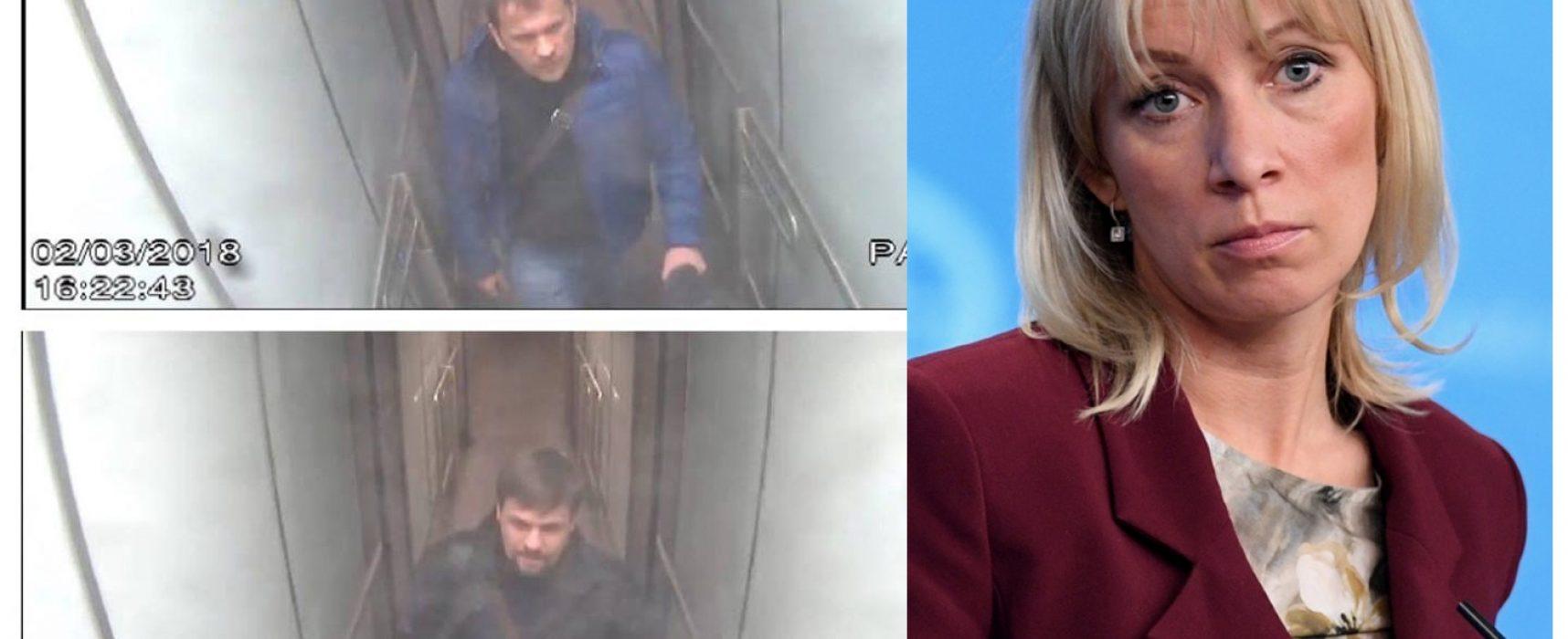 Тролль уровня МИД. Как Захарова попыталась разоблачить британское расследование о ГРУ-шниках с «Новичком»