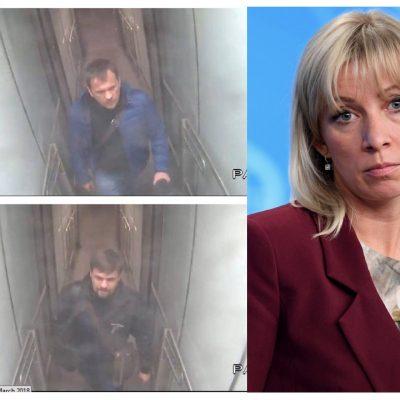 Troll na poziomie MSZ. O tym, jak Zacharowa próbowała zdemaskować brytyjskie śledztwo dotyczące agentów GRU wyposażonych w Nowiczok