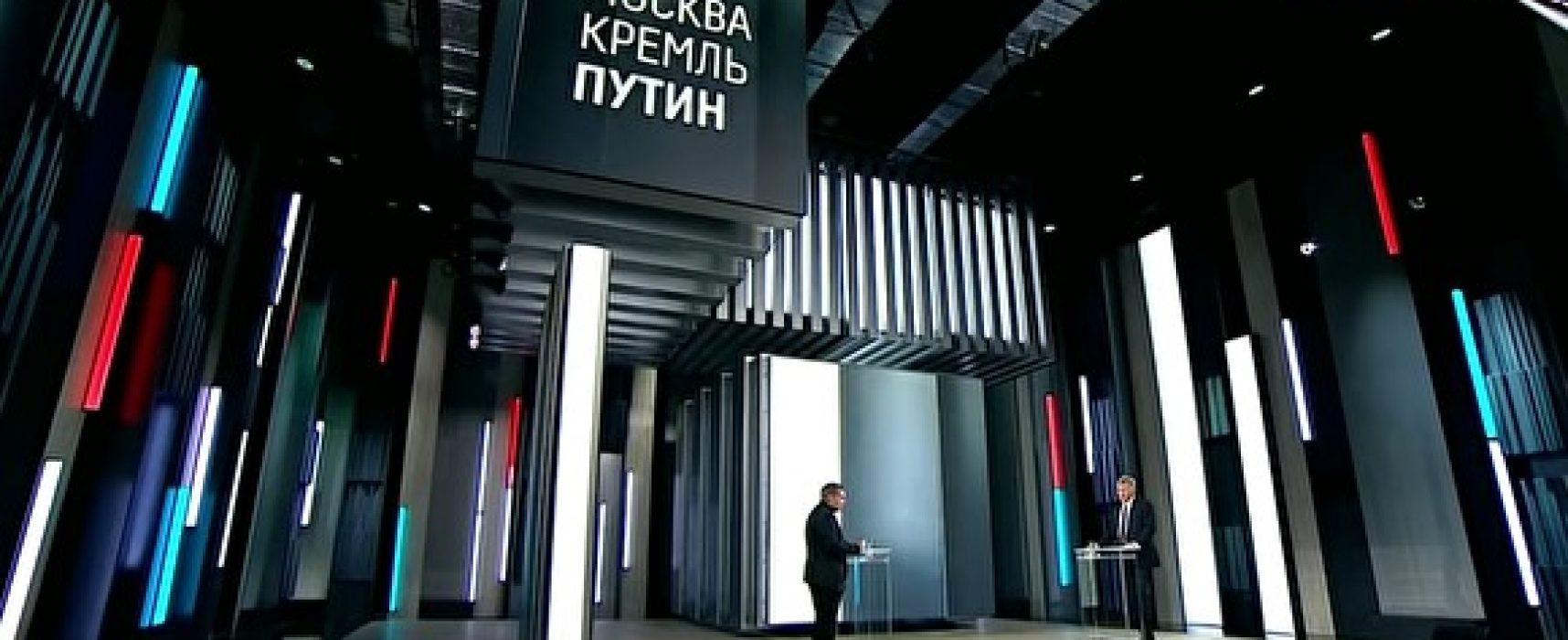 «Очень человечный человек»: На канале «Россия 1» вышла новая программа Соловьева — целый час о Путине