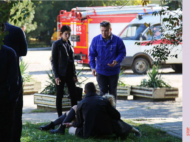 Массовое убийство в Керчи: версии российских СМИ и чиновников