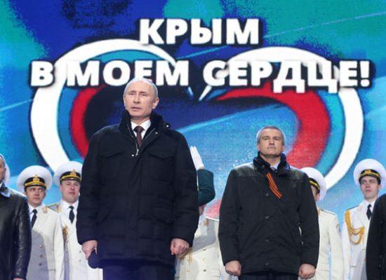 Фейк Володимира Путіна: Севастополь юридично завжди був у складі Росії