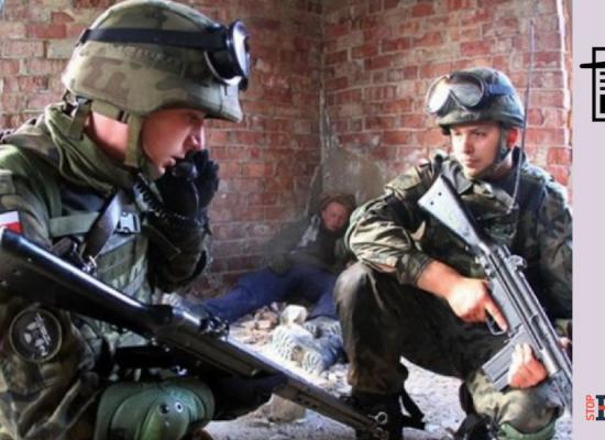 Фейк: украинская армия перебросила 30 польских военнослужащих на Донбасс