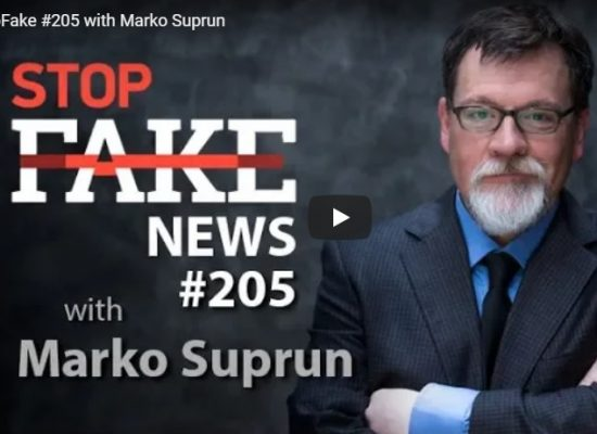 StopFake #205 with Marko Suprun