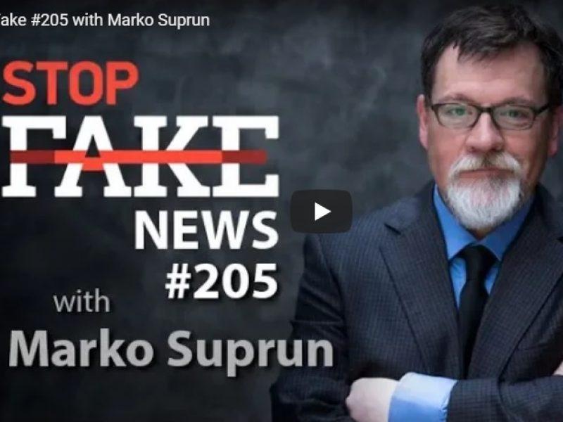 StopFake #205 with Marko Suprun