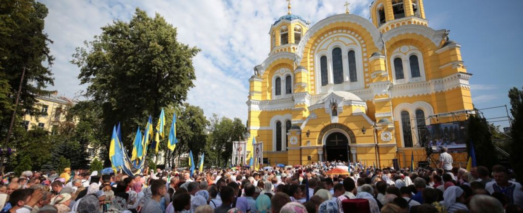 Russian Church spokesman falsely compares Ukrainian Church to Nazis