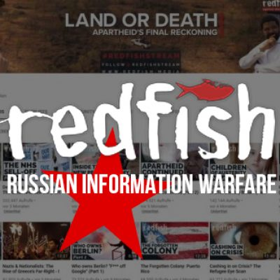Redfish, ¿cómo los medios rusos flotan contra el flujo de los medios occidentales?