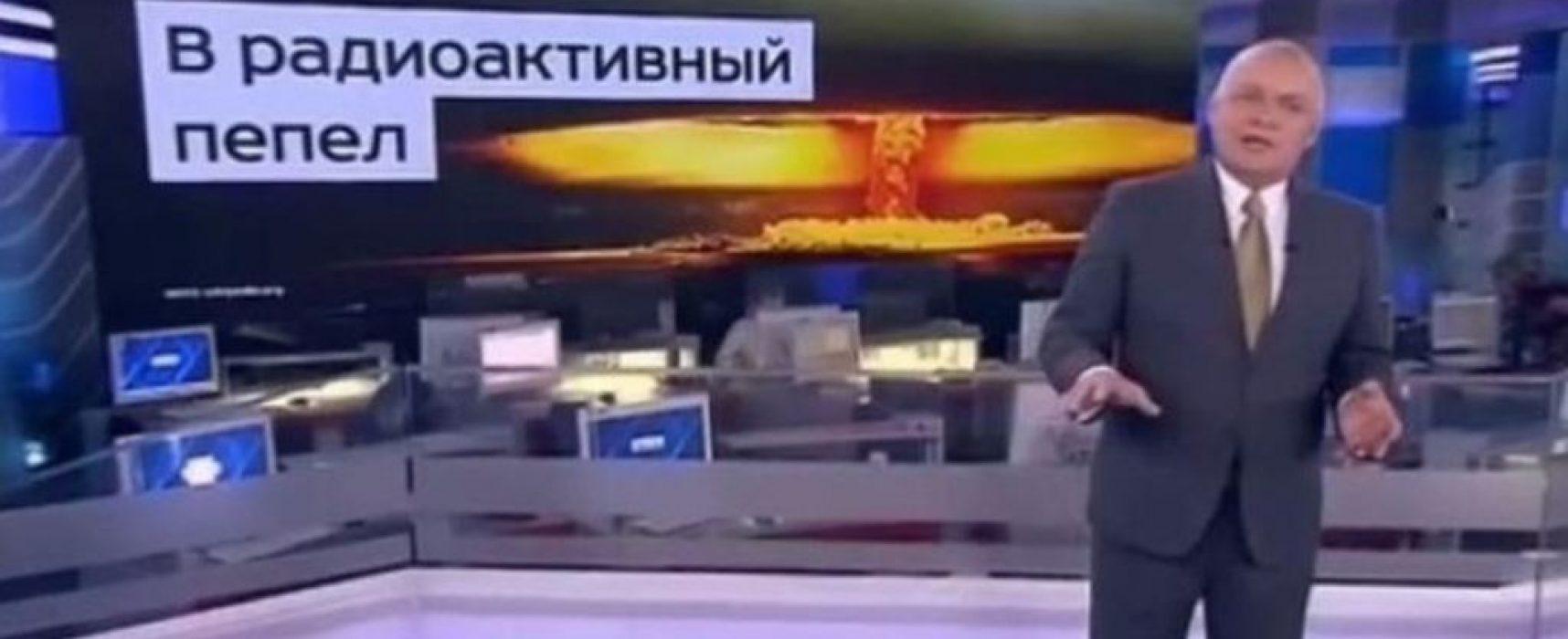 «Незвичайний чарівник». У Криму вилучили наклад газети з фото вілли Кисельова