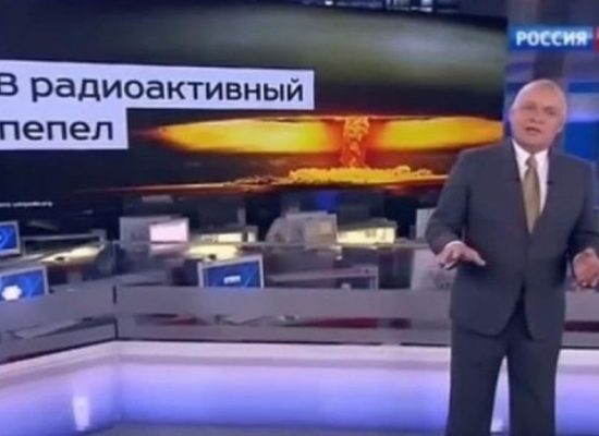 «Необыкновенный чародей». В Крыму изъяли тираж газеты с фото виллы Киселева