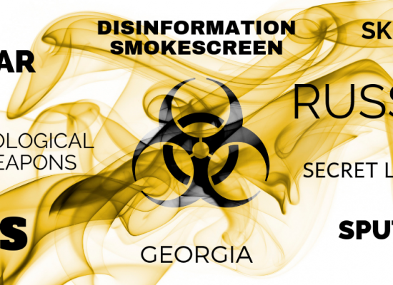 Tailored for disinformation heavy users: Conspiracy theories on biological weapons