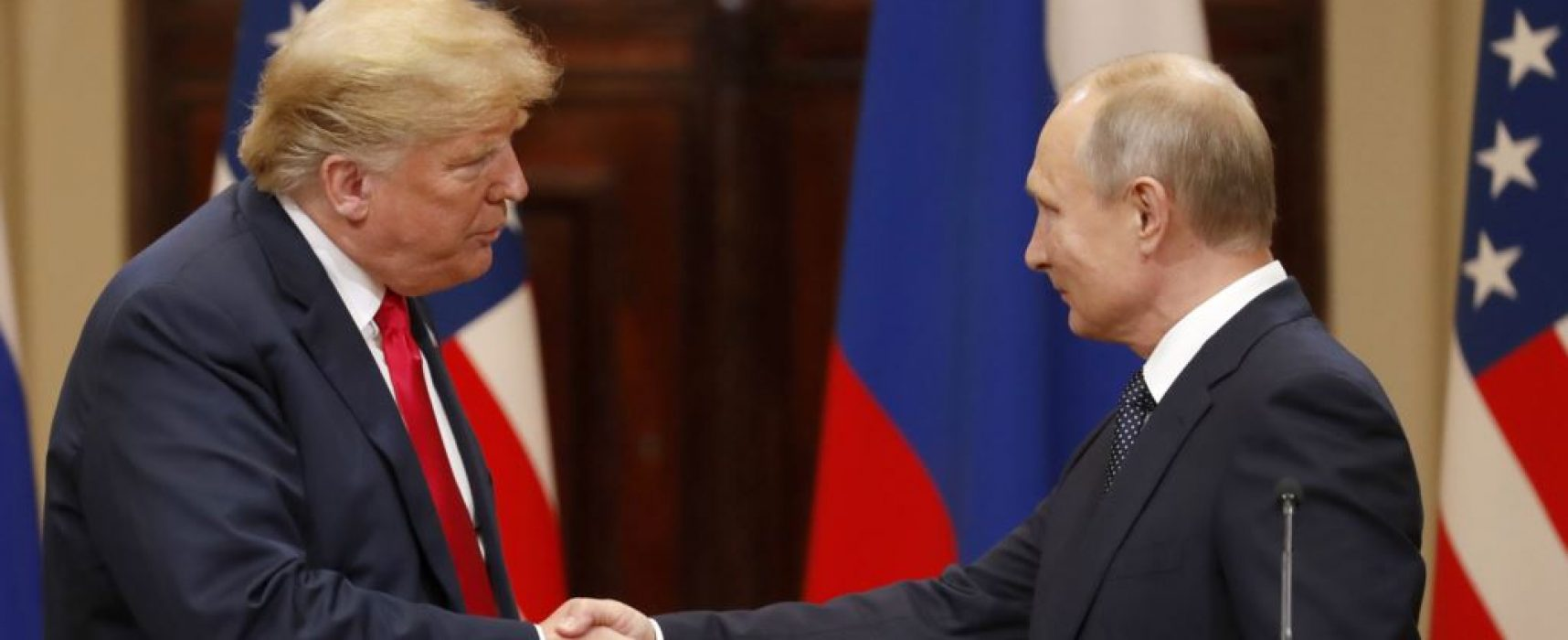 Trump Comments Provide No Grist for Russian Disinformation Mill