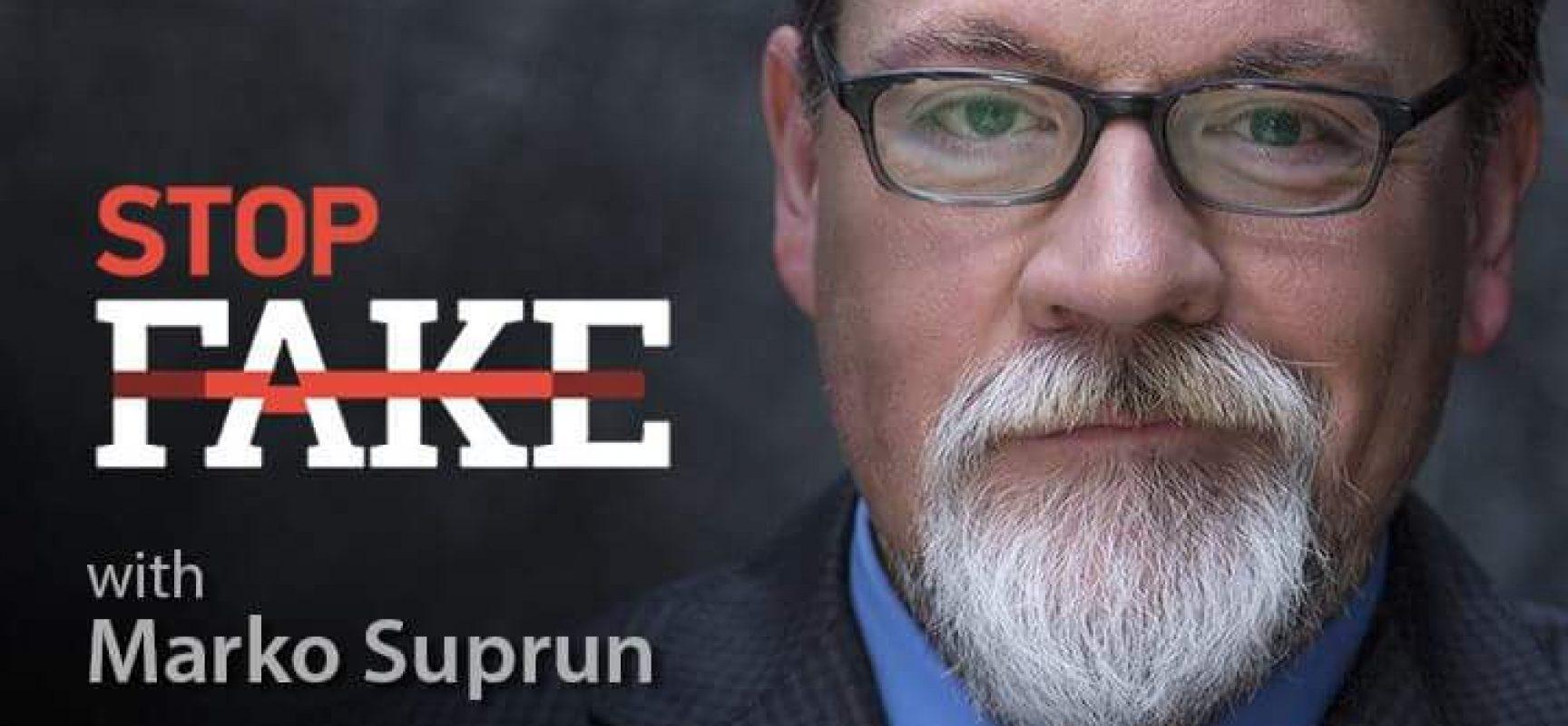 StopFake #204 con Marko Suprun