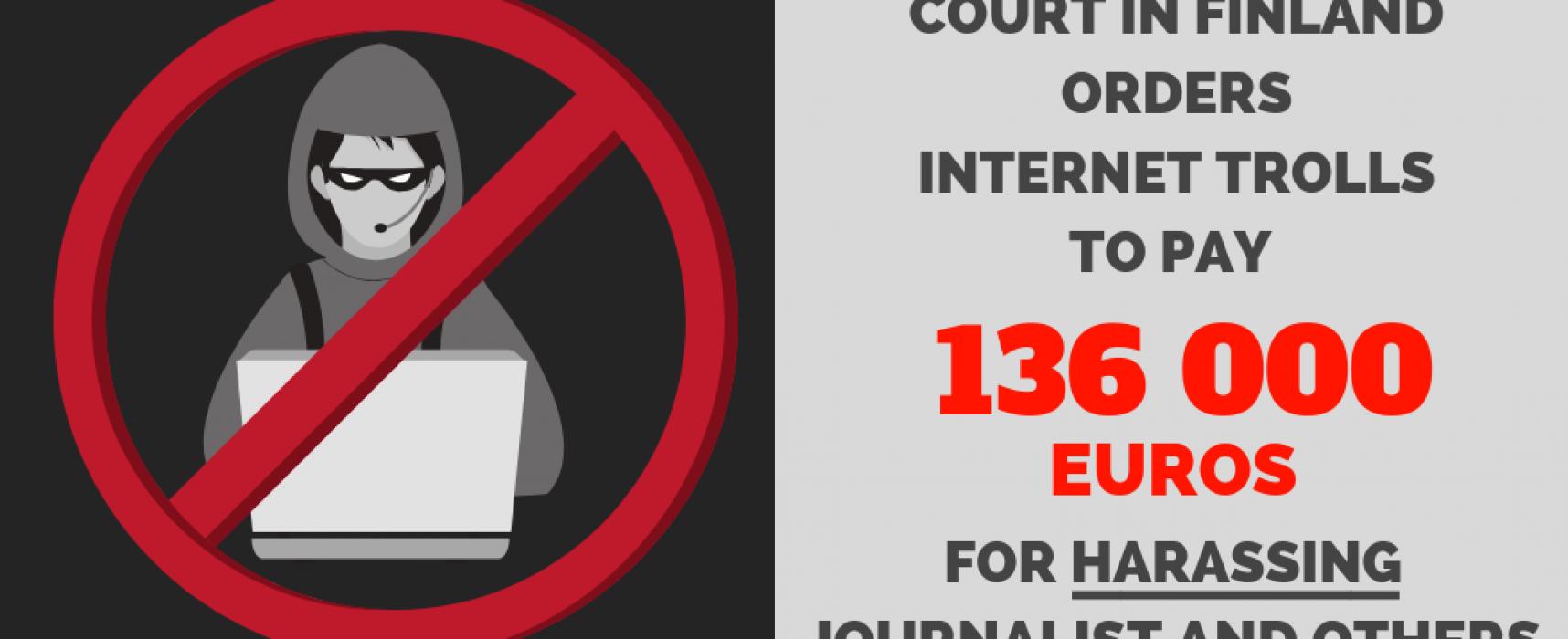 Zahl der Woche: 136,000 Euro Strafe für Internet-Trolling