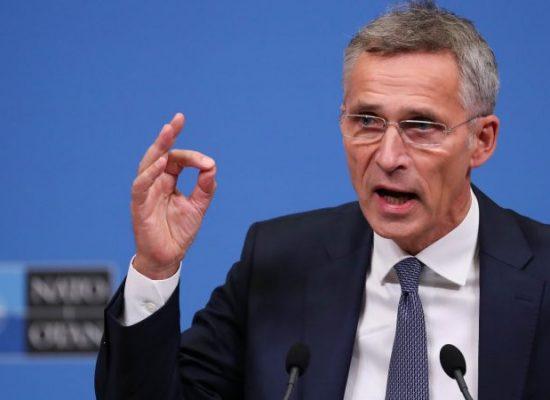 L'OTAN hausse le ton face à la Russie