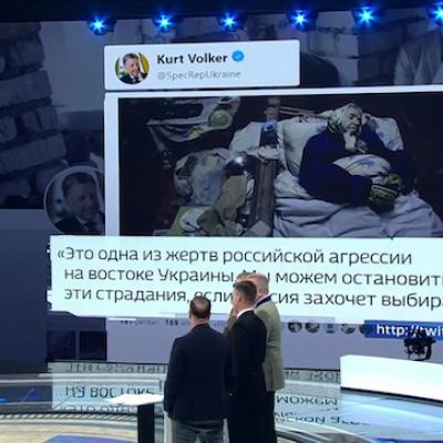 Фейк: канал Россия разоблачил ложь спецпредставителя США Курта Волкера