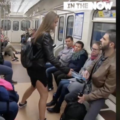 Вирусное видео о «мэнспрединге» – срежиссированная кремлевская пропаганда