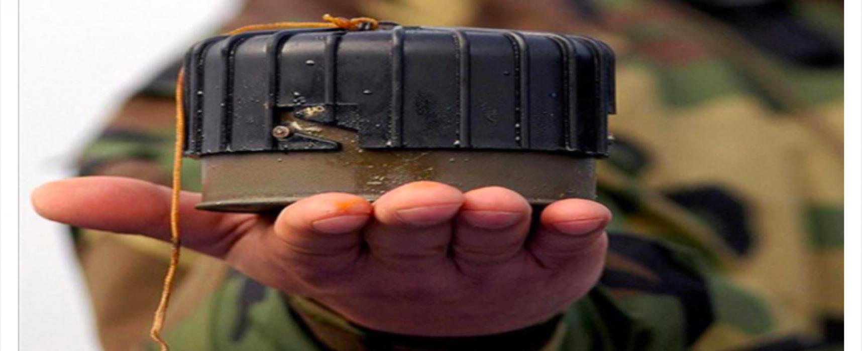 Verdad a medias de los medios en español sobre la muerte de tres niños en el Donbás tras la explosión de una mina antipersona