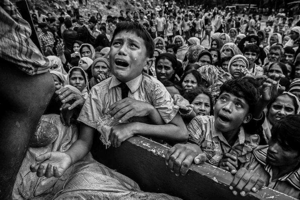 disinformazione Rohingya