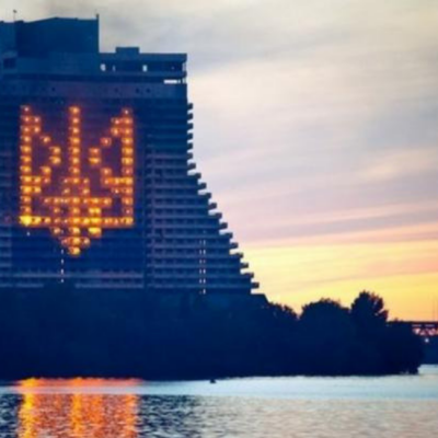 Fake: Dnipro on the Verge of Russian World