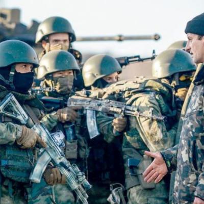 Fake : L'Ucraina si vuole riprendere la Crimea militarmente