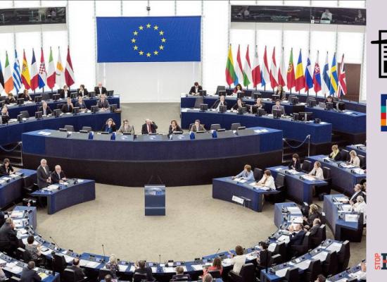 """Fake wydania """"Wiesti"""": Parlament Europejski dopatrzył się w Mołdawii """"utratę oznak struktury ustroju państwowego"""" i nie skrytykował tylko Dodona"""