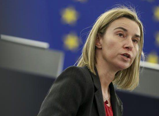 Российские СМИ возмутились словам Могерини о «европейском Черном море». Но оно действительно европейское