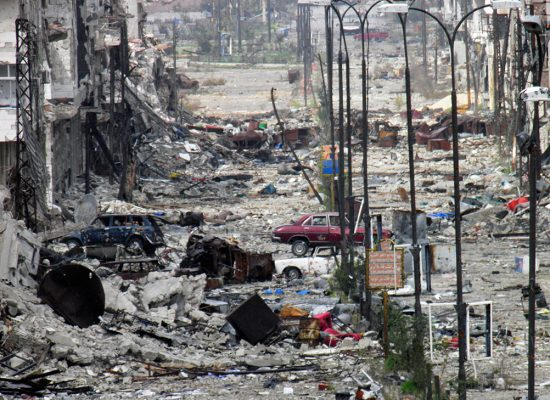 Фейк «Вестей недели»: режим Асада контролирует всю территорию Сирии, кроме провинции Идлиб