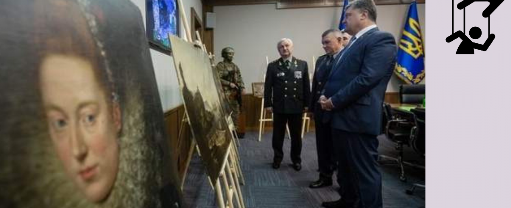 Manipulation: President Poroshenko Deprived of Verona Honorary Citizen Status because of Stolen Paintings