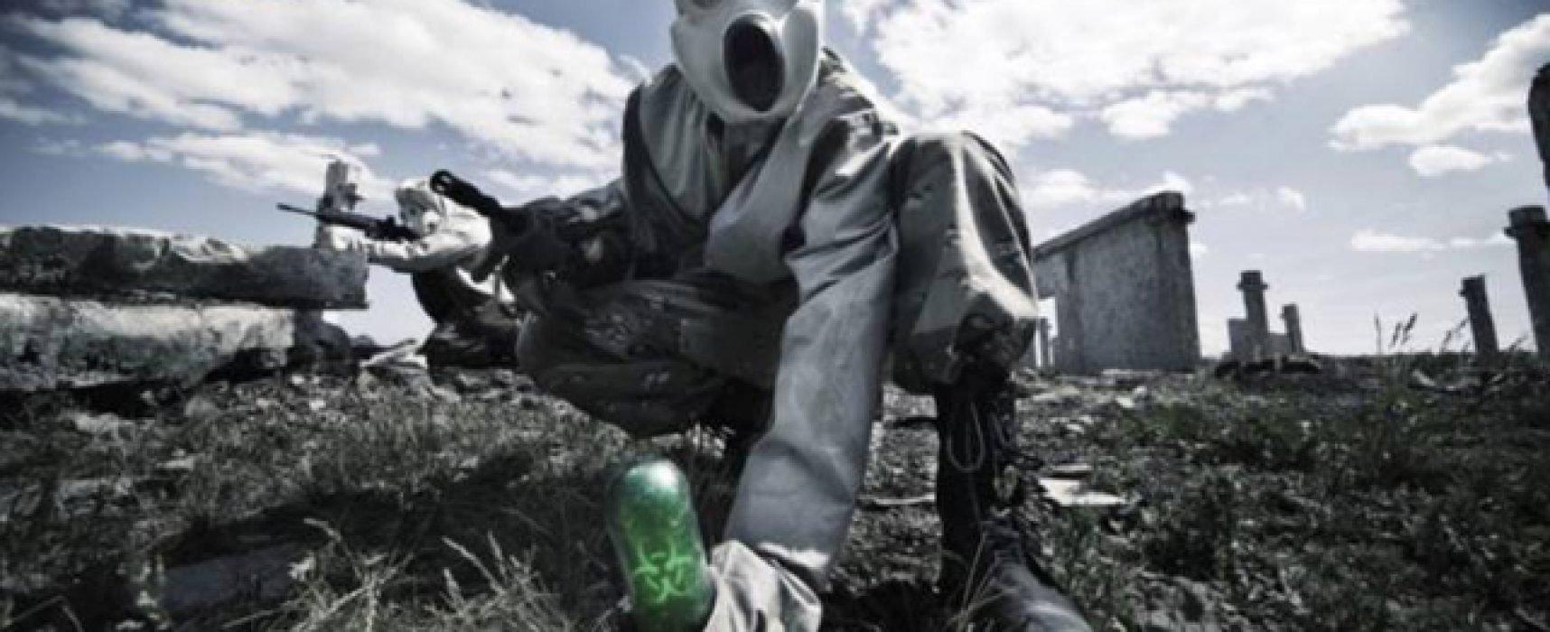 Cómo los periodistas rusos filmaron un informe sobre armas químicas en Ucrania y Georgia
