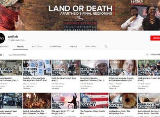 Redfish – як російські ЗМІ пливуть проти Західної медіа-течії