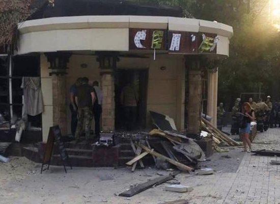 Фейк «МК»: Засновник французької антитерористичної групи впевнений, що вбивство Захарченка – робота СБУ