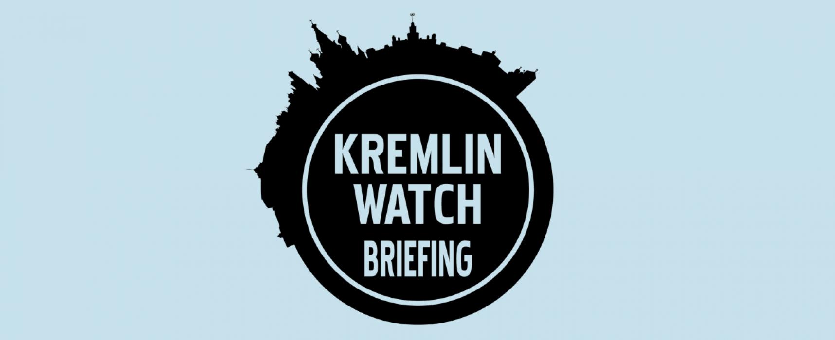 Kremlin Watch Briefing: Facebook's arms race or just more PR?