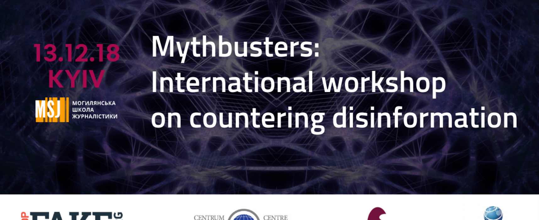 Mythbusters: International workshop on countering disinformation