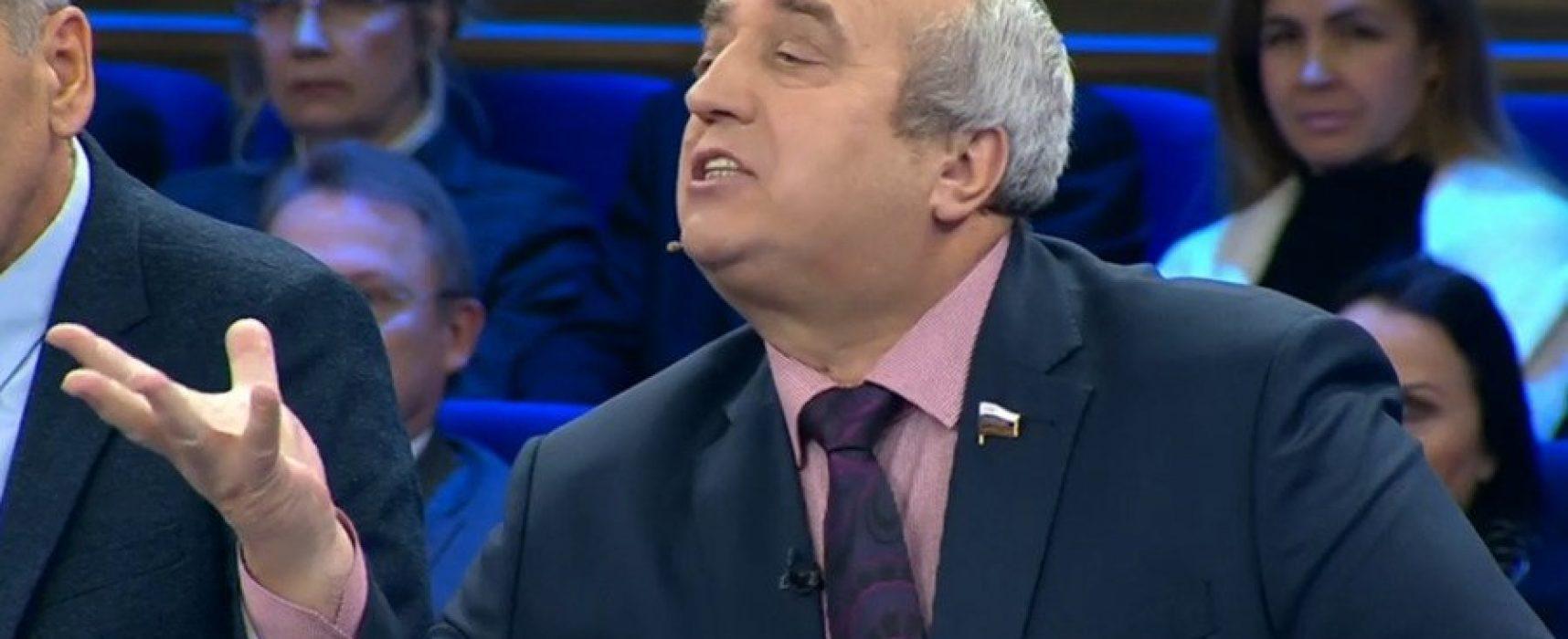 Игорь Яковенко: Юмор Франца Клинцевича и гордость Сергея Маркова