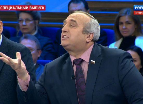 Ігор Яковенко: Гумор Франца Клінцевича і гордість Сергія Маркова