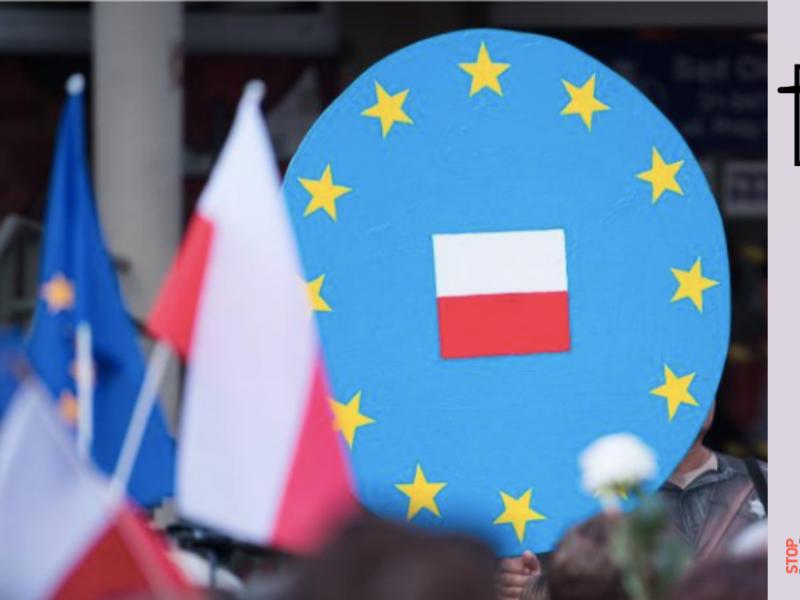Фейк: Польша выходит из состава Евросоюза