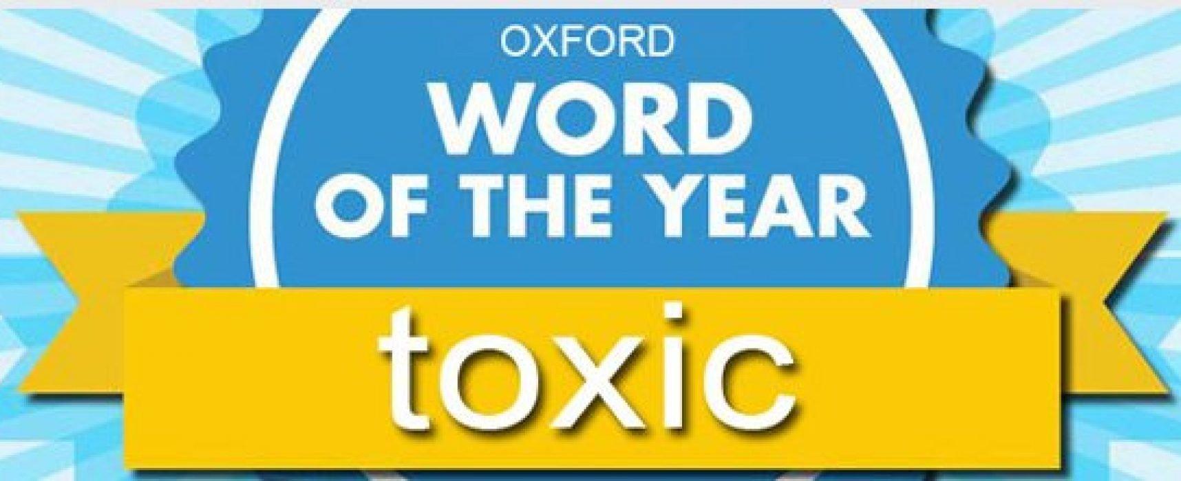 Оксфордський словник вибрав слово року під впливом отруєння Скрипалів і руху #MeToo