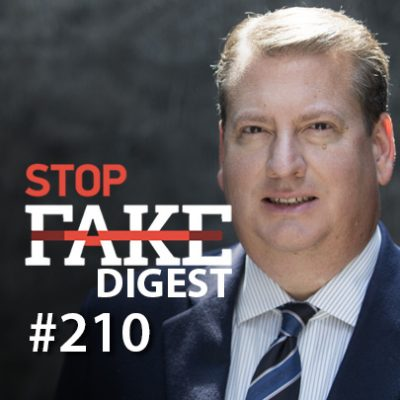 StopFake #210 with Brian Mefford