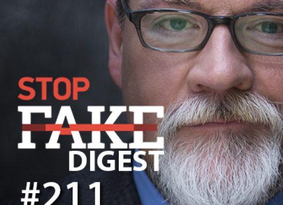 StopFake #211 [EN] mit Marko Suprun