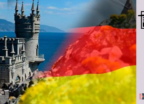 Fake: Germany Supports Crimea Annexation