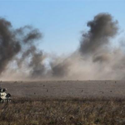 Fake: Ukraine Shells Occupied Donbas after Kerch Strait Attack