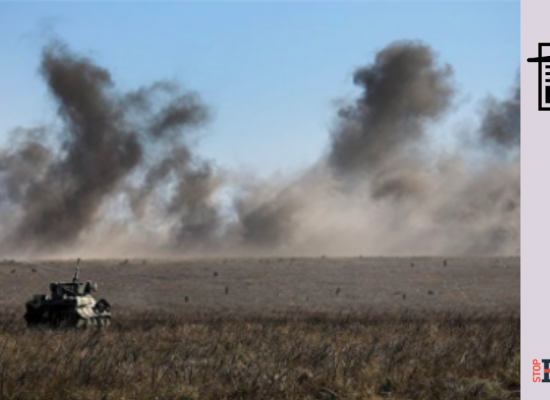 Fake: Ukraine Shells Occupied Donbas after Kerch Strait Attack