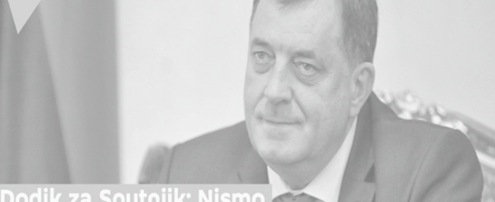 """Sputnik"" o Bosni: Medijski ""zastupnik"" Milorada Dodika"