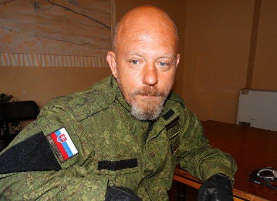 """В Словакия за пръв път повдигнаха обвинение срещу свой гражданин, воюващ в редиците на """"ДНР"""""""