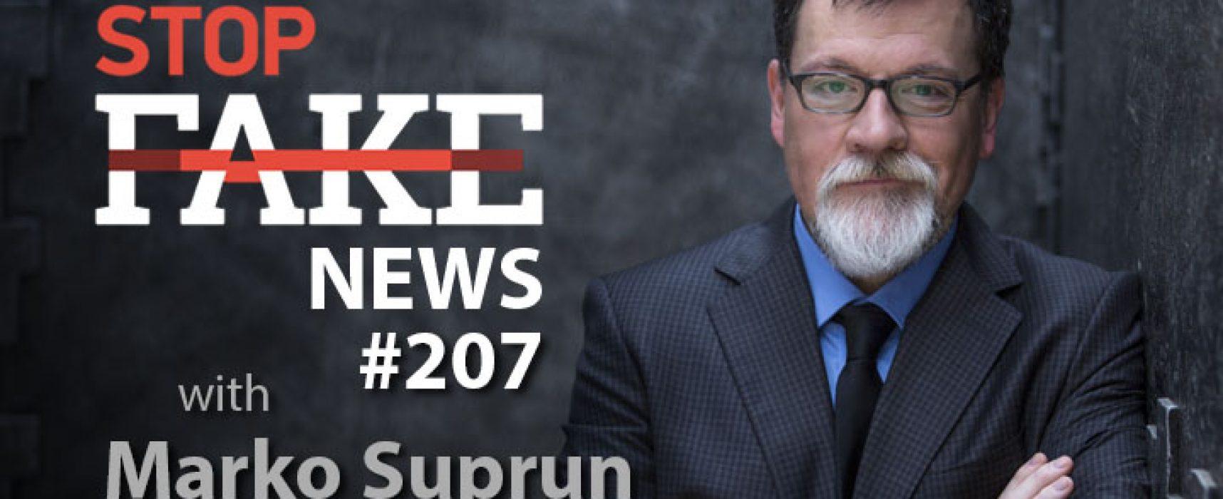 StopFake #208 with Marko Suprun