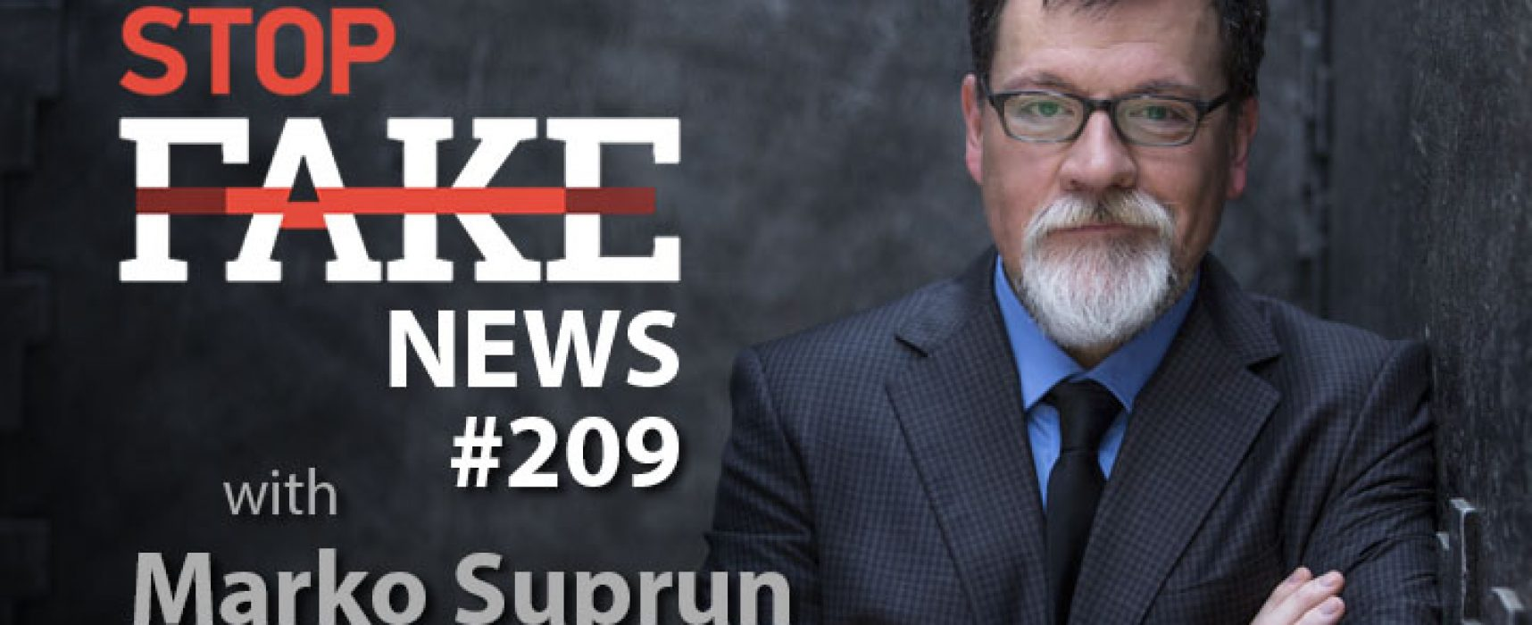 StopFake #209 with Marko Suprun
