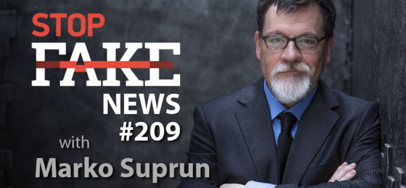 StopFake #209 con Marko Suprun