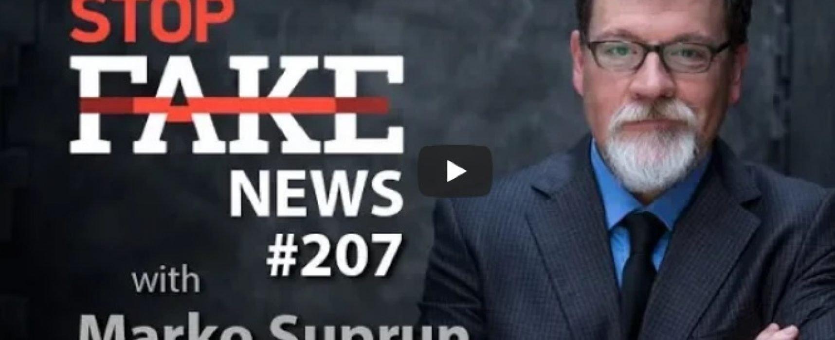 StopFakeNews #207 with Marko Suprun