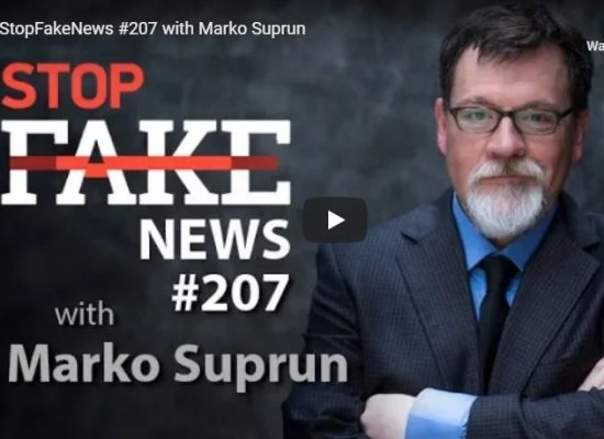 StopFake #208 con Marko Suprun
