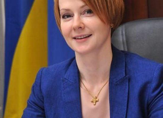 La viceministra del MAE de Ucrania explicó porque Ucrania no ha violado el Derecho del Mar