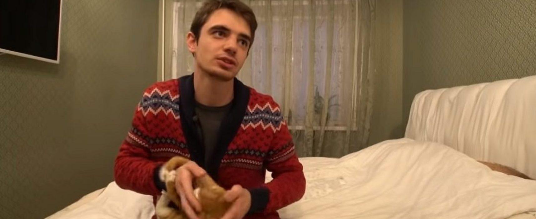 Постановочное интервью на «Первом канале»
